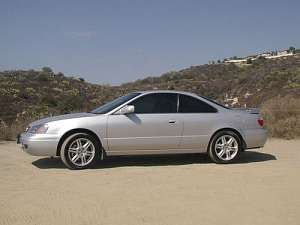 Acura CL 2.3i (152Hp)