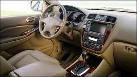 Acura MDX 3.5 i V6 24V 243 HP