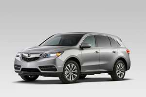 Acura MDX III 3.5 AT (290 HP)