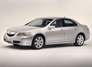 Acura RL II 3.7 i V6 24V 304 HP