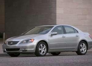 Acura RL (KA964) 3.5 i V6 24V 208 HP