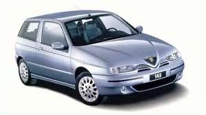 Alfa Romeo 145 1.9 JTD (105Hp)