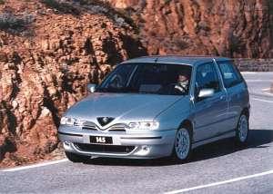 Alfa Romeo 145 (930) 2.0 16V T.S. 150 HP