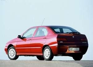 Alfa Romeo 146 (930) 2.0 16V Qudrifoglio 155 HP