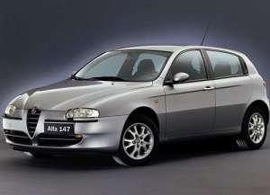 Alfa Romeo 147 5- 2.0i T.Spark 150HP