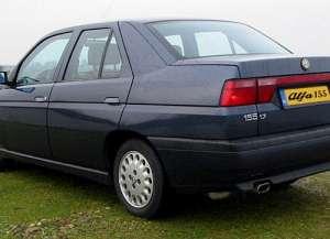 Alfa Romeo 155 (167) 2.5 V6 167.A1 165 HP
