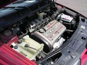 Alfa Romeo 155 2.0i Twin Spark (144Hp)
