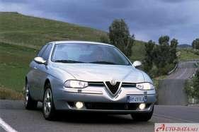 Alfa Romeo 156 (932) 1.9 JTD 115 HP
