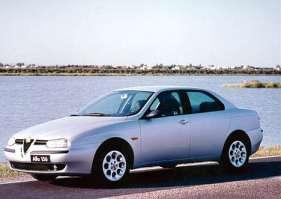 Alfa Romeo 156 (932) 2.0 i 16V T.Spark 155 HP