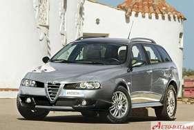 Alfa Romeo 156 Crosswagon 1.9 16V JTD M Jet 150 HP