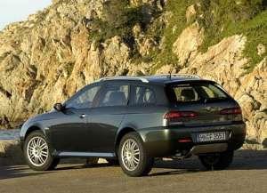 Alfa Romeo 156 Sport Wagon II 2.0 i 16V JTS 165 HP