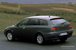Alfa Romeo 156 Sportwagon 1.9 JTD (110Hp)