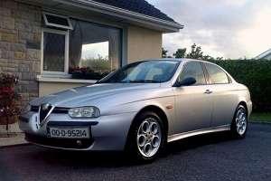 Alfa Romeo 156 Sportwagon 2.4 JTD (163Hp)