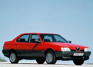Alfa Romeo 164 (164) 2.0 T.S. 164.A2H 148 HP
