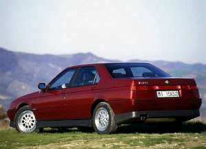 Alfa Romeo 164 (164) 2.0 T.S. 164.H3 144 HP