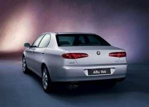 Alfa Romeo 166 (936) 2.0 i 16V T.Spark 150 HP