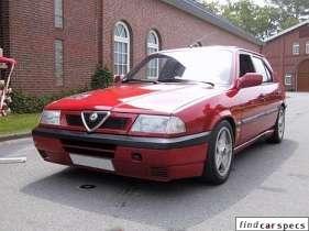 Alfa Romeo 33 (907A) 1.7 16V 4x4 907.A1G 132 HP