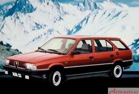 Alfa Romeo 33 Sport Wagon (907B) 1.7 i.e. 907.B1A 107 HP