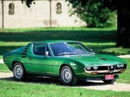 Alfa Romeo Montreal 2.6i V8 (203Hp)