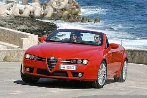 Alfa Romeo Spider (Premium) 2.2 JTS 185