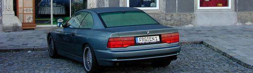 Alpina B12 Coupe (E31) 5.7 i V12 24V 416 HP