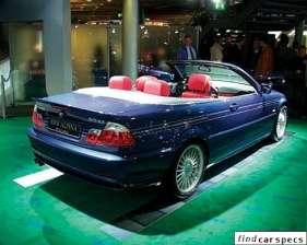 Alpina B3 Cabrio (E46) 3.3 i 24V 280 HP