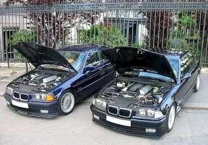 Alpina B8 Coupe (E36) 4.6 i V8 24V 333 HP