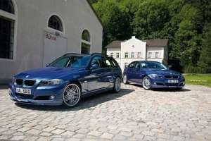 Alpina D3 Touring (E91) 2.0 Disel 200 HP