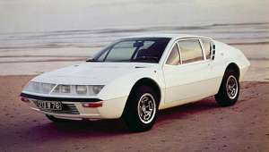 Alpine A310 2.8L V6 (193Hp)