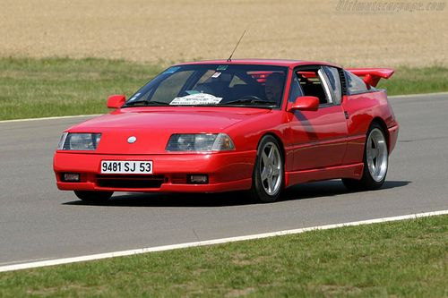 Alpine A610 3.0 i V6 Turbo 250 HP