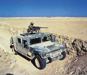 AM General HMMWV (Humvee) 6.2D V8 (150Hp)