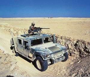 AM General HMMWV (Humvee) 6.2D V8 (150Hp)