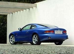 Aston Martin DB7 GT 5.9 i V12 48V 440 HP