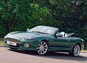 Aston Martin DB7 Vantage 5.9 i V12 48V 420 HP