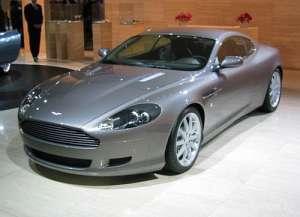 Aston Martin DB9 Coupe 5.9i V12 450HP