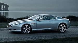 Aston Martin DB9 Coupe 5.9i V12 (477Hp)