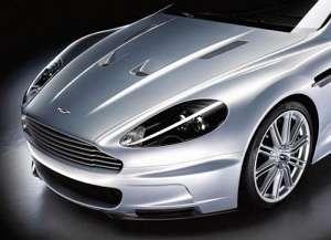 Aston Martin DBS 5.9i V12 540HP
