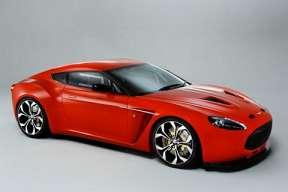 Aston Martin V12 Zagato 6.0i V12 (517Hp)