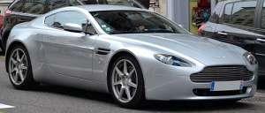 Aston Martin V8 Vantage 4.3i Coupe 380HP