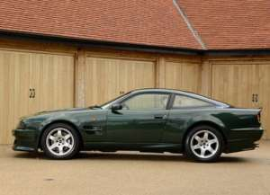 Aston Martin V8 Vantage (I) 5.3 i V8 32V 550 HP
