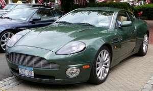 Aston Martin Vanquish 6.0 i V12 48V 460 HP
