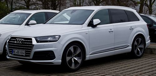 Audi Q7 I Facelift 3.0 AT (333 HP) 4WD