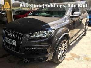 Audi Q7 I Facelift 3.0d AT (245 HP) 4WD