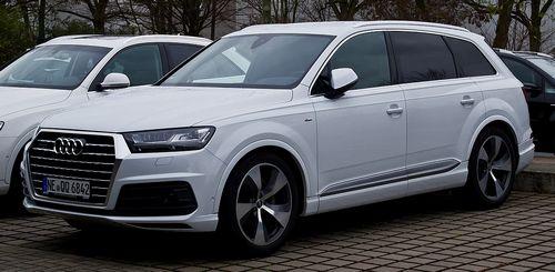 Audi Q7 I Facelift 3.6 MT (280 HP) 4WD