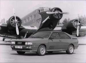 Audi Quattro (85) 2.2 20V 85 220 HP