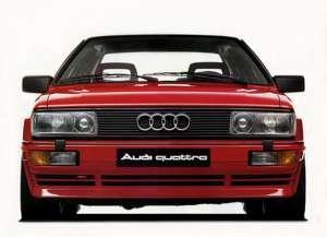 Audi Quattro (85) 2.2 Turbo 85 200 HP