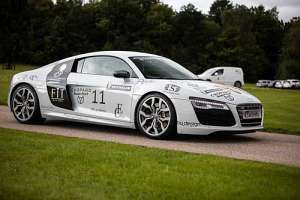 Audi R8 Coupe Facelift 5.2 AT (550 HP) 4WD