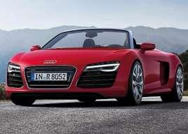 Audi R8 Spyder Facelift 4.2 MT (430 HP) 4WD