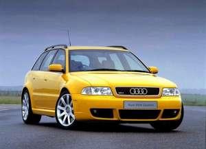 Audi RS4 Avant 2.7 T 380 HP
