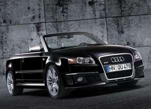 Audi RS4 Cabrio (8E) 4.2 i V8 32V FSI 420 HP